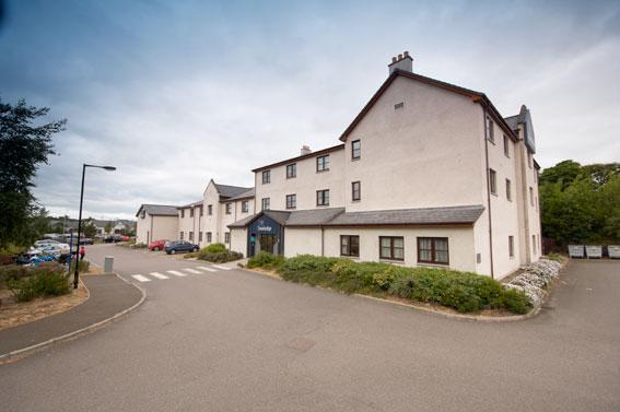 Travelodge Inverness Budget Hotel Exterior