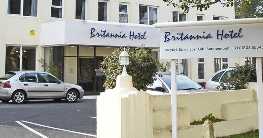 Britannia Bournemouth Hotel Exterior view