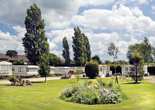 Hoseasons Norfolk Broads Caravan Park Hoseasons Norfolk Broads Caravan Park
