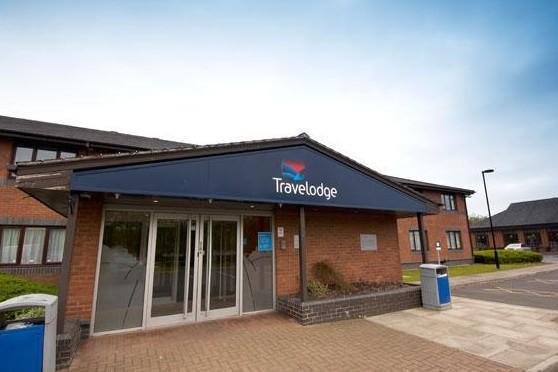- Travelodge Carlisle Todhills budget hotel