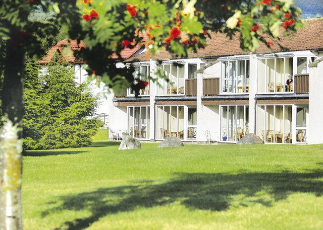 Hoseasons Aviemore: Dalfaber Country Club - Hoseasons Aviemore: Dalfaber Country Club