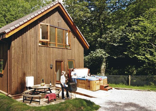 Hoseasons Taunton: Exmoor Gate Lodges - Hoseasons Taunton: Exmoor Gate Lodges