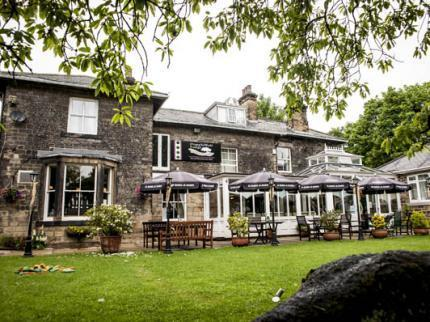 Dimple Well Lodge Hotel Charming Victorian hotel in West Yorkshire ideal for relaxing breaks.