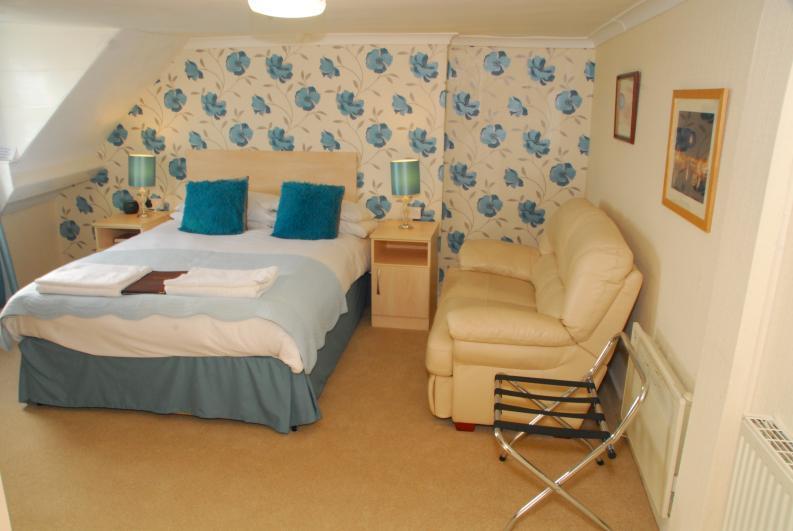 Weymouth Beach B&B Double guest room