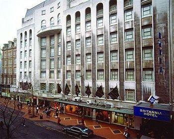 Britannia Hotel Birmingham Exterior
