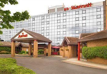 Marriott Hotel Newcastle Metrocentre Exterior