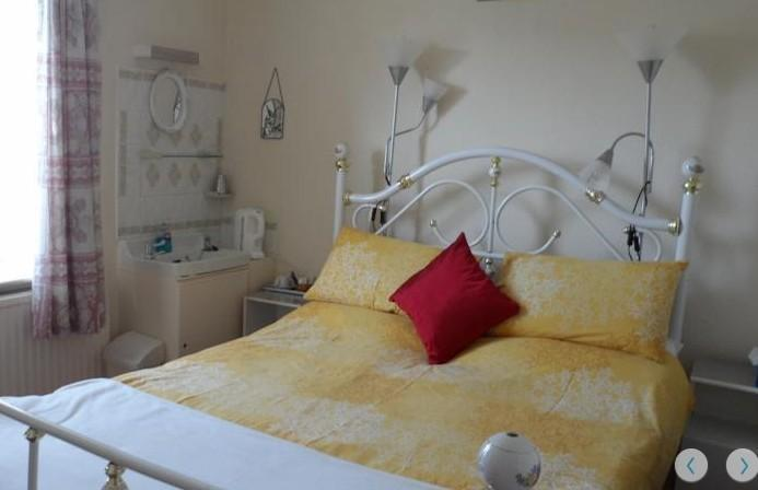 Galway Guest House Double room