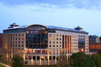 Hilton Newcastle Gateshead Hotel Exterior