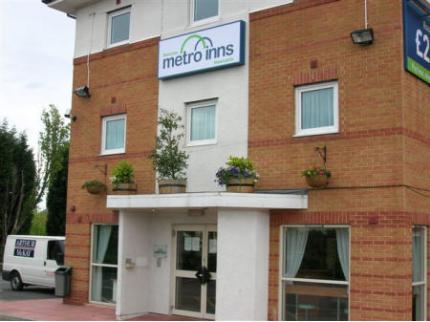 - Metro Inns Newcastle