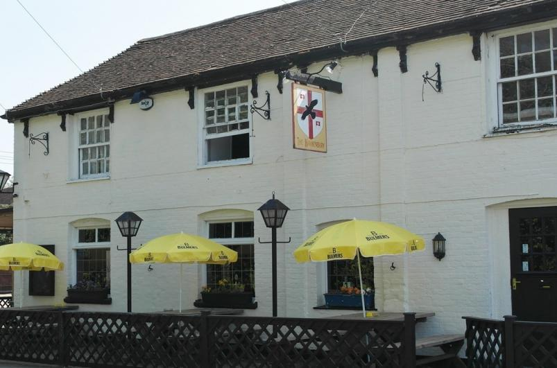 - The Hawkenbury Country Inn