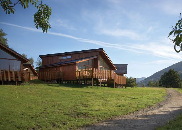 Hoseasons Loch Long: Argyll Holiday Lodges Hoseasons Loch Long: Argyll Holiday Lodges
