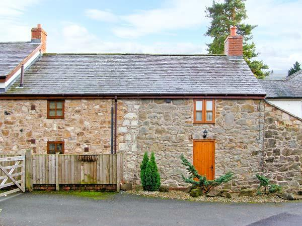 - 2 Nant Lane Cottages