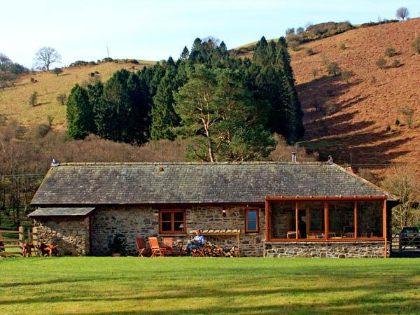 Crych Du Holiday Cottage