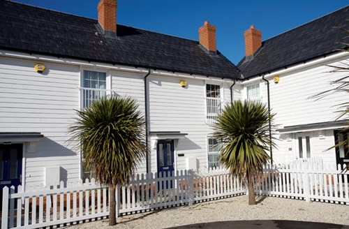 Snaptrip - Last minute cottages - Excellent Camber Cottage S72473 -