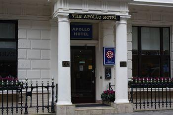 Exterior - Apollo Hotel