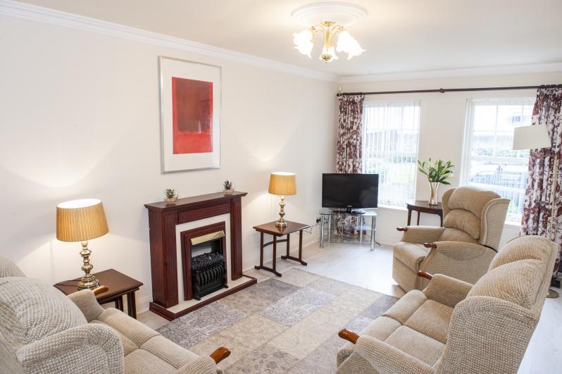 Edinburgh Trinity Apartment