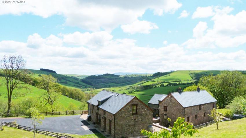 Beacons View Farm Cottages Beacons View Farm Cottages
