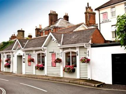 Ashby's Boutique Hotel