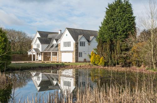 Snaptrip - Last minute cottages - Quaint Bodmin Cottage S59824 -