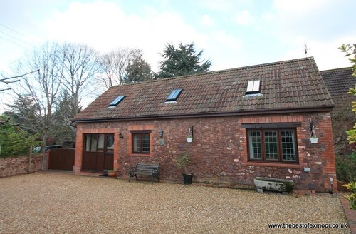 Snaptrip - Last minute cottages - Charming Near Dunster Cottage S13403 -