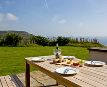 Snaptrip - Last minute cottages - Attractive East Portlemouth Cottage S39456 -