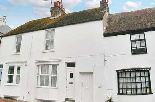 Snaptrip - Last minute cottages - Exquisite Brighton Cottage S13899 -