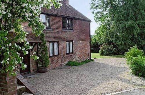 Snaptrip - Last minute cottages - Lovely Hastings Cottage S13950 -