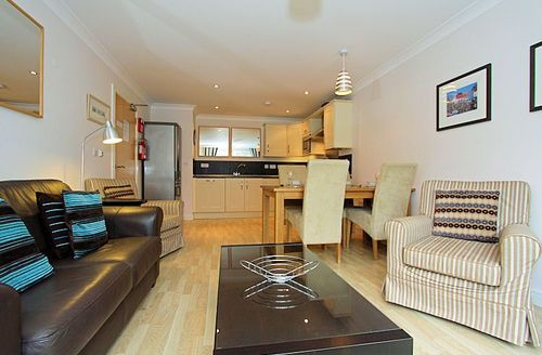 Snaptrip - Last minute cottages - Charming Newquay Rental S1219 - Living area