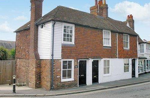 Snaptrip - Last minute cottages - Splendid Rye Cottage S13984 -