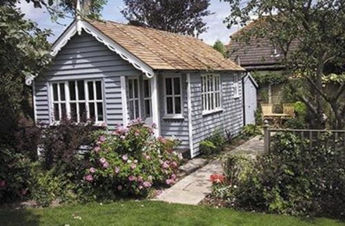 Snaptrip - Last minute cottages - Luxury East Meon Cottage S14089 -