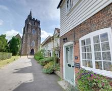 Snaptrip - Last minute cottages - Delightful Rolvenden Cottage S69860 - TN605 - Exterior