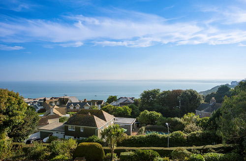 Snaptrip - Last minute cottages - Gorgeous Saint Ives Watch S1235 - Stunning sea views from Godrevy Watch