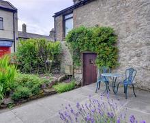 Snaptrip - Last minute cottages - Captivating Burton In Kendal Cottage S44263 - Patio Area