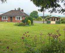 Snaptrip - Last minute cottages - Charming Presteigne Rental S11410 - WAK131 - Exterior and Summer House