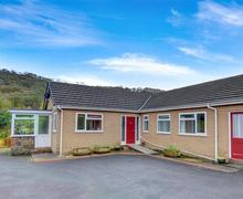 Snaptrip - Last minute cottages - Stunning Caersws Rental S11158 - WAA368 - Exterior