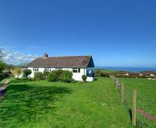 Snaptrip - Last minute cottages - Quaint Llangrannog Cottage S50623 - WAS204 - Exterior - View 1