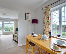 Snaptrip - Last minute cottages - Exquisite Caersws Cottage S78796 - WAA386 - Dining Room - View 1