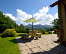 Snaptrip - Last minute cottages - Tasteful Dolgellau Rental S11285 - WAH475 - Patio - View 1