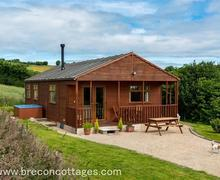 Snaptrip - Last minute cottages - Delightful Clyro Cottage S57735 - Cwmgwanon Cabin Web Jpegs-4668