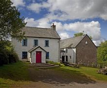 Snaptrip - Last minute cottages - Luxury Brecon Cottage S40276 - Llynwin Farmhouse