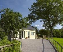 Snaptrip - Last minute cottages - Luxury Pandy Cottage S40208 - Hatterell View - Copy