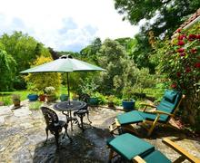 Snaptrip - Last minute cottages - Wonderful Weymouth Lodge S43412 - Garden