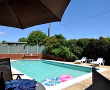 Snaptrip - Last minute cottages - Attractive Burton Bradstock Lodge S43339 - DSC_0132