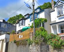 Snaptrip - Last minute cottages - Exquisite Cornwall Polperro Cottage S59289 - Lanscove 077_R cropped with arrow.