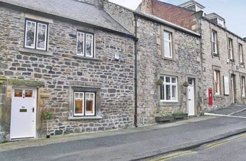 Snaptrip - Last minute cottages - Beautiful Hexham Cottage S14577 -