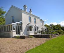 Snaptrip - Last minute cottages - Adorable North Devon Welcombe Cottage S58442 - Morwenna side exterior