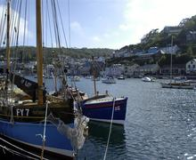 Snaptrip - Last minute cottages - Lovely Cornwall Looe Apartment S58501 - General Views of Looe (28)