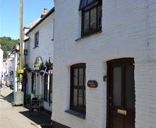 Snaptrip - Last minute cottages - Lovely Cornwall Polperro Cottage S58637 - Lime Hill 2012 ext 1 (6)