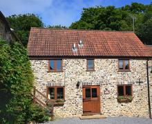 Snaptrip - Last minute cottages - Lovely Somerset Churchinford Cottage S58763 - Ford Farm Cottage ext (2)