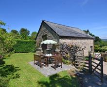 Snaptrip - Last minute cottages - Delightful Dartmoor Manaton Cottage S58441 - Beckaford External 2_R